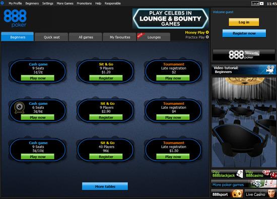 888 poker.com.au