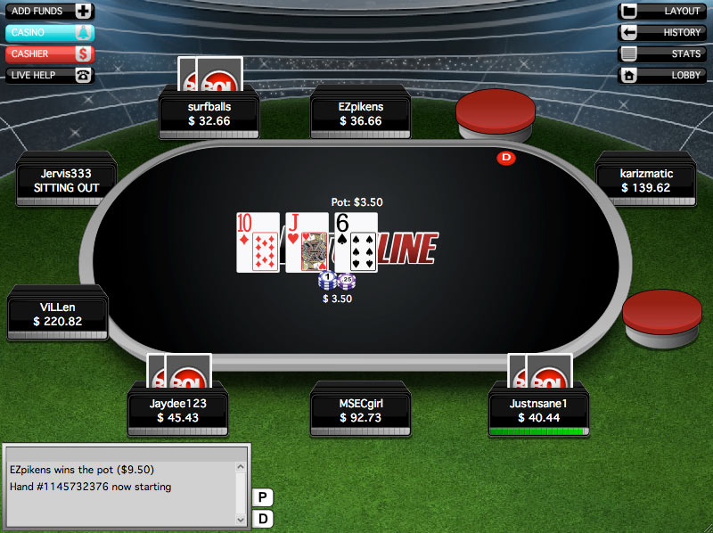 Best Australian Poker Site