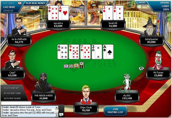 Poker rooms australia