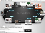 Party Poker Table